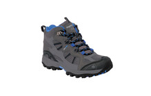 Regatta Crossland Mid Junior lunar grey/oxford blue